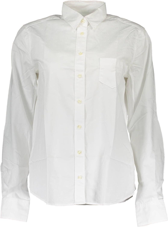 Gant 1501.432229 Shirt Long Sleeves Women White 110 42