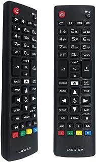 LG AKB74915324 - Mando a distancia negro