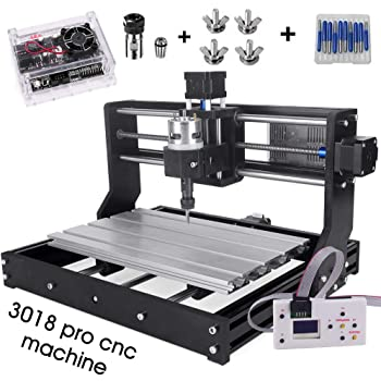 Craftsman Upgraded Version 1610 Pro 3 Axis CNC PCB Milling Machine,GRBL Control
