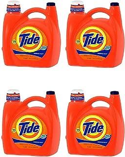 Tide 8317 High Efficiency Laundry Detergent, 170 Fl. Oz. (4 Tubs)