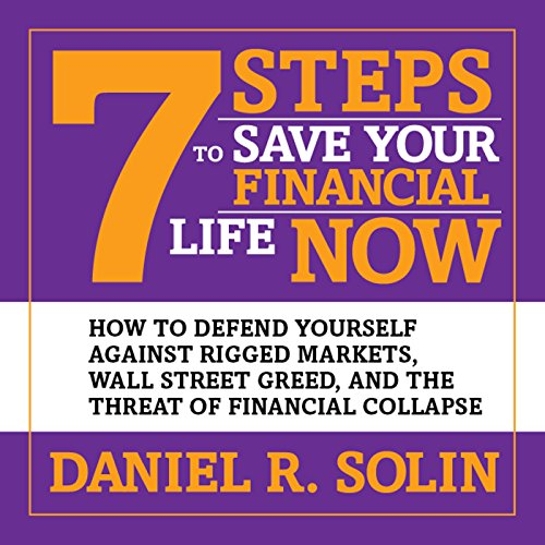 7 Steps to Save Your Financial Life Now audiobook cover art