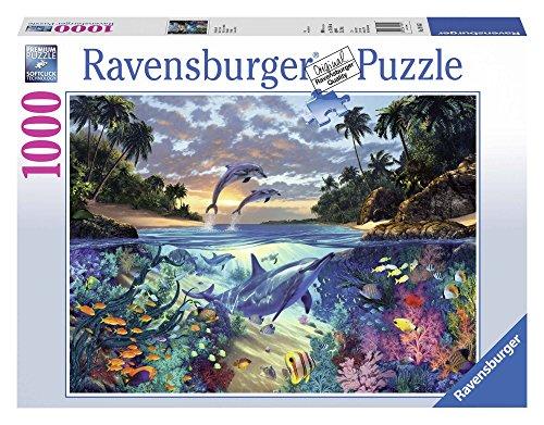 Ravensburger Puzzle 19145 - Korallenbucht - 1000 Teile