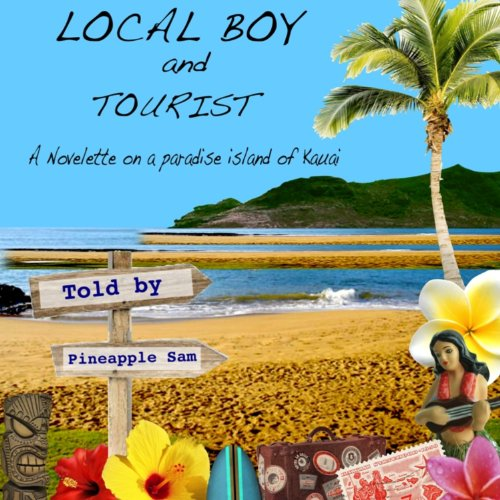 Local Boy and Tourist audiobook cover art