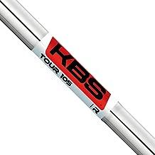 KBS TOUR 105 Iron Shafts - Stiff Flex - .355 Taper Tip