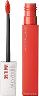 Maybelline SuperStay Matte Ink Liquid Lipstick - Heroine 25, 4.5g (K2333500)