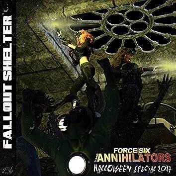 Force Six: The Annihilators Halloween Special 2017