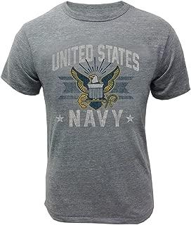 Men's US Navy Vintage Basic T-Shirt