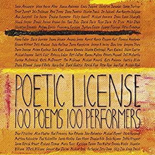 Poetic License audiobook cover art