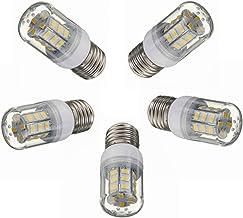 Led Bulbs, Low Voltage Light Bulb DC 12V-80V E12/E14/E27/G9 4W 260 Lumen 24LED 5730 SMD LED Warm White/Cool White 5-Pack l...
