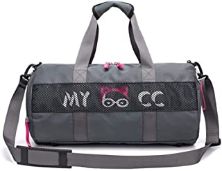 Large Capacity Fitness Bag Single Shoulder Diagonal Travel Bag Large Size: 502425cm Alta qualit/à Wet and Dry Separation Swimming Bag Jielongtongxun Sports Bag Mens Tide Training Yoga Bag