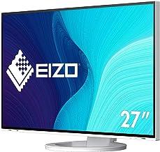 EIZO FlexScan EV2795-WT 68,5 cm (27 Zoll) Monitor (HDMI, USB 3.1 Hub, USB 3.1 Typ C,..