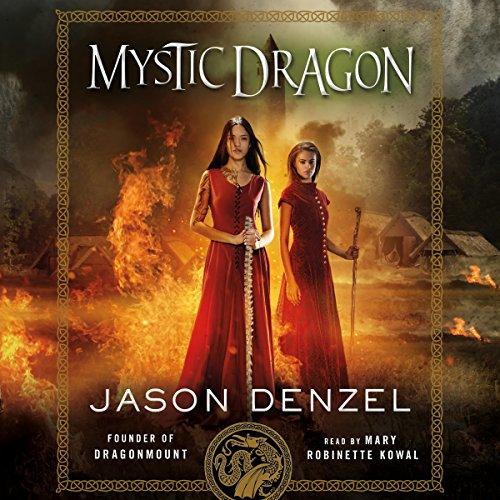 Couverture de Mystic Dragon