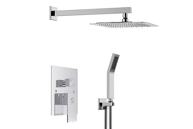 Best Shower Head Sets For Bathroom Amazon Com