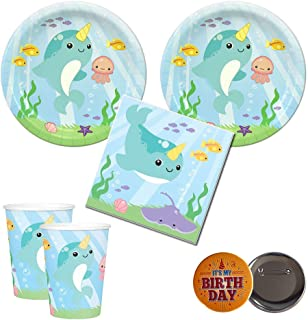 Best narwhal birthday supplies Reviews