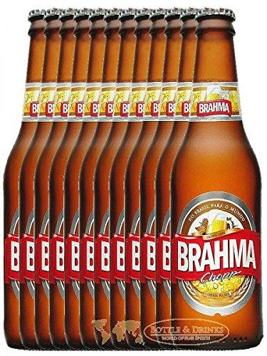 Bier BRAHMA FLASCHE 355ML - 12ER SPARPACK