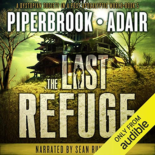Page de couverture de The Last Refuge