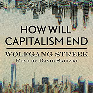 How Will Capitalism End? cover art