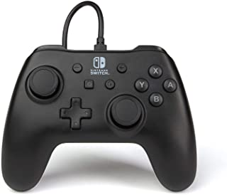 PowerA Wired Controller for Nintendo Switch - Black