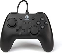 Powera 1511370-01 Controle P/ Nsw Wired Controller Black Matte com Fio - Nintendo Switch