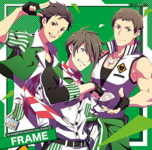 【Amazon.co.jp限定】THE IDOLM@STER SideM NEW STAGE EPISODE:11~12セット(メガジャケット付)