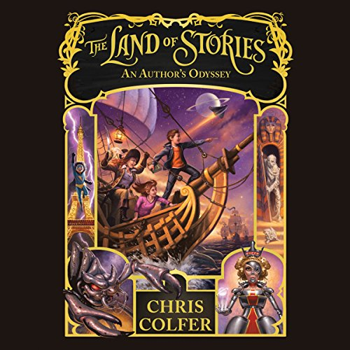 The Land of Stories: An Author's Odyssey Titelbild