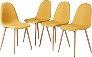 Best yellow chair dining Reviews