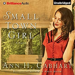 Small Town Girl audiobook cover art