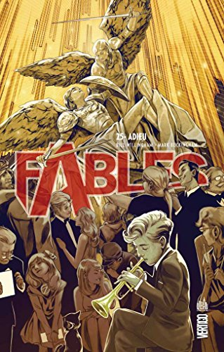 FABLES - Tome 25