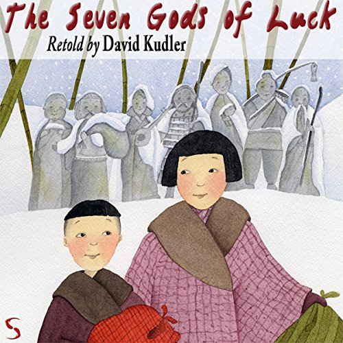 The Seven Gods of Luck audiobook cover art