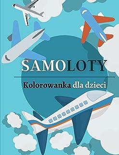 Samoloty Kolorowanka dla dzieci: Duża Kolekcja Kolorowanki Samolot dla chłopców i dziewcząt. Kolorowanka Samolot dla dziec...