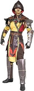 Mortal Kombat 11 Scorpion Costume for Adult