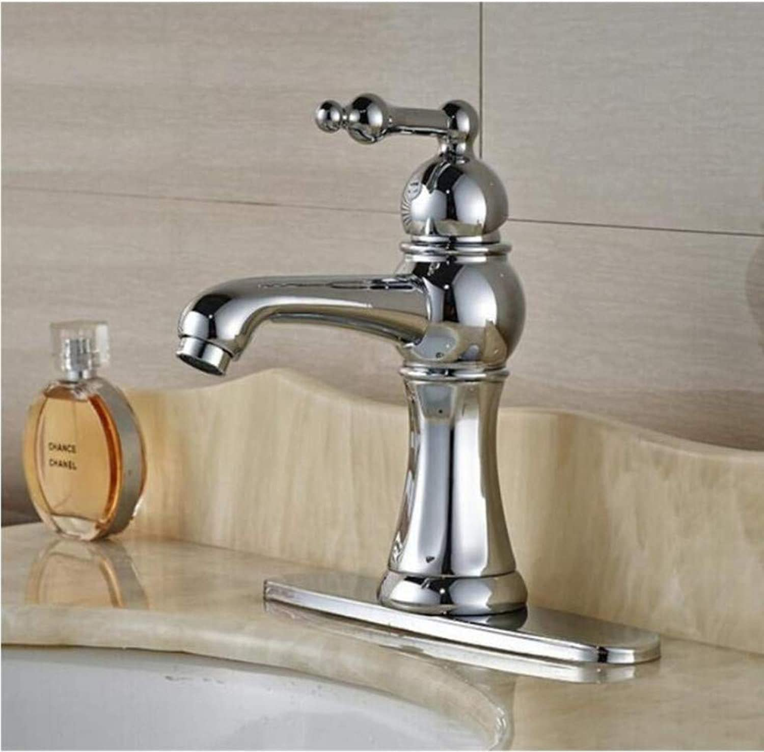 Brass Wall Faucet Chrome Brass Faucetfinished Deck Mounted Mixer Tap