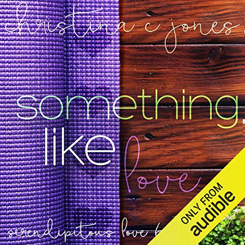 Something Like Love audiobook cover art