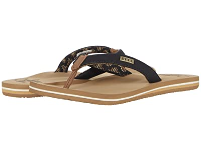 Reef Cushion Sands (Black/Tan) Women