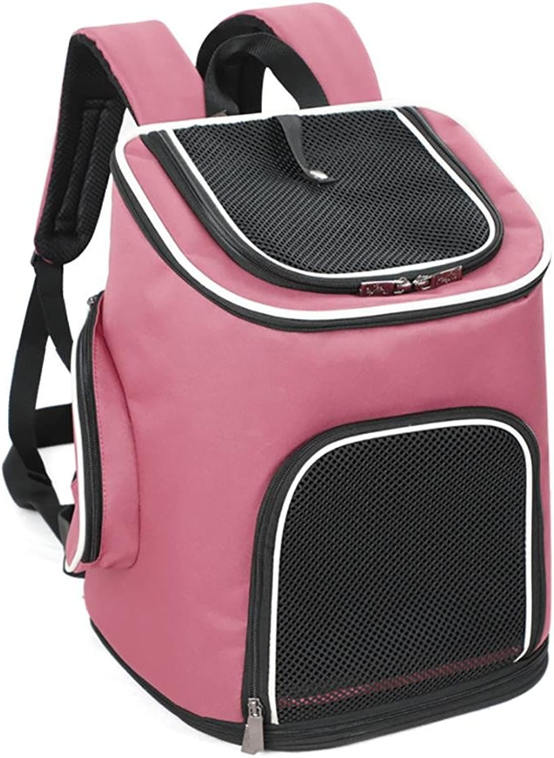 LOHUA Comfort Dogs Carriers Backpack Pet Bag with Good Ventilation