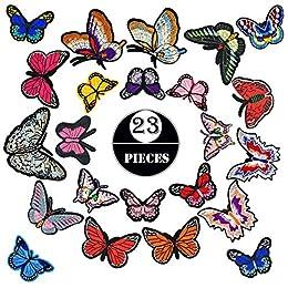 Gpure 50PC Adulto Mujer Bonitas Mariposa de Dibujos Negras Filtros de Alta Densidad 2020 Industrial Bufanda B