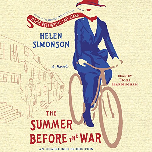 Couverture de The Summer Before the War