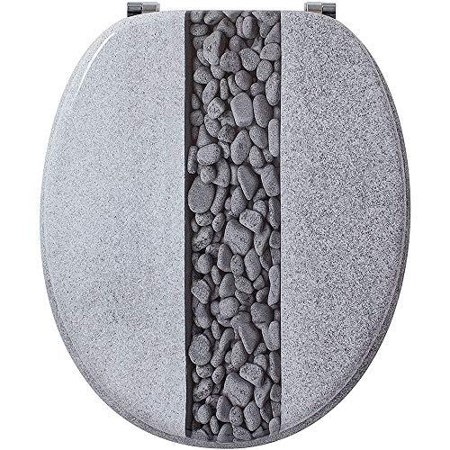 Wirquin 20720371 Abattant trendy line pierre