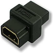 Lynn Electronics HDMIFF HDMI Female to Female Coupler, 3-Pack