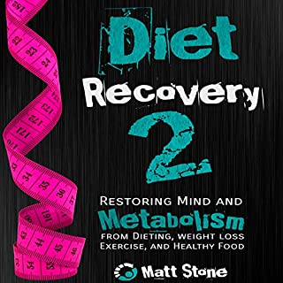 Diet Recovery 2 audiobook cover art