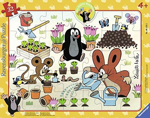 Ravensburger 06153 kleine Maulwurf hat Spaß