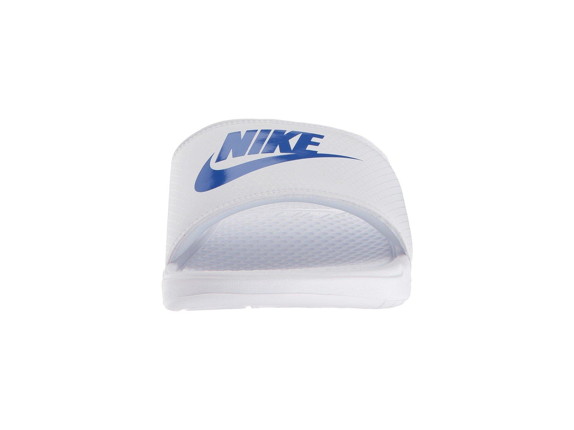 varsity White Nike Benassi Jdi Royal white Slide naX4A