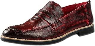 Zebra Men's Leather Shoe