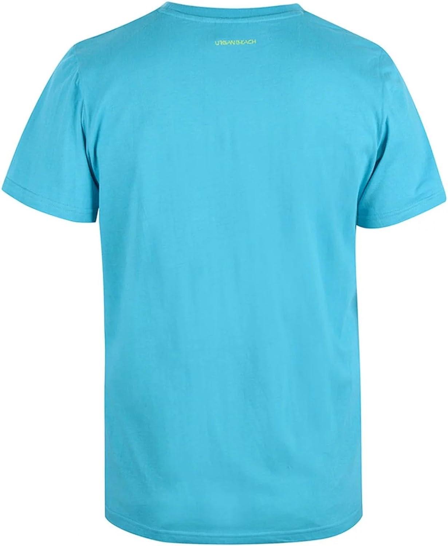Urban Beach Aqua UB Camiseta, Hombre, Azul, Large: Amazon.es ...
