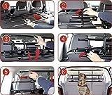 MAC PRATICO Hundegitter Optimaler Schutz für Fahrer und Hund - 4
