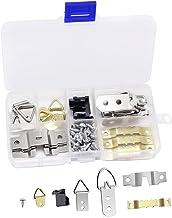 Dreamtop Set van 64 haken voor fotolijst, hanghaken, foto's, assortiment, set voor fotolijsten, hanghaken, set voor thuis,...