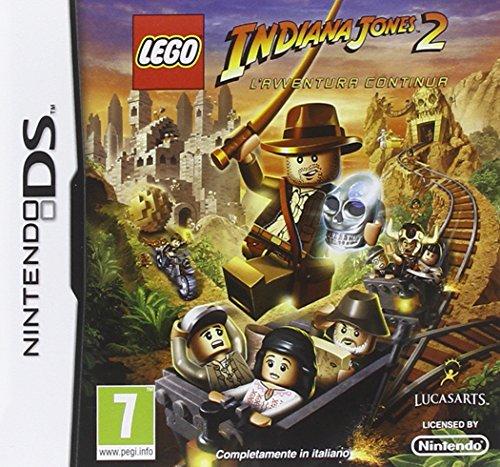 Lego Indiana Jones 2 - Classics Edition [Importación Italiana]