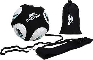 meiwar Ayuda a la Formación Futbolística - Accesorio de Entrenamiento de Fútbol I Kick Trainer para Adultos y Niños