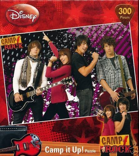 Disney Camp Rock Puzzle 300 Pieces Camp It Up by