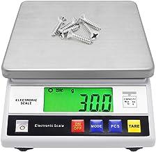 مقیاس آزمایشگاه اندازه گیری و اندازه گیری صنعتی آزمایشگاه تعادل الکترونیکی دقیق ترازوی دیجیتال با دقت بالا CGOLDENWALL با عملکرد شمارش CE 0.1g (10 کیلوگرم ، 0.1 گرم)